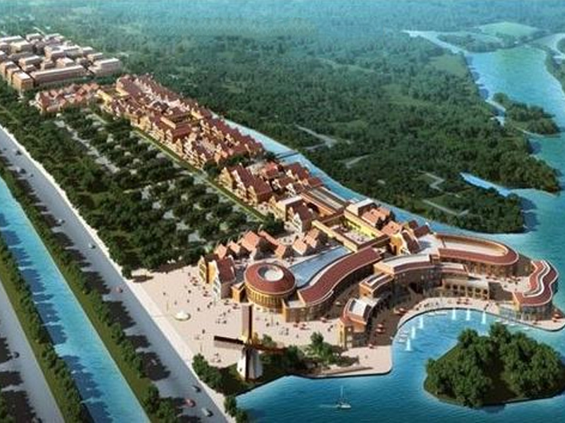 Hebei Hengshui Outlets